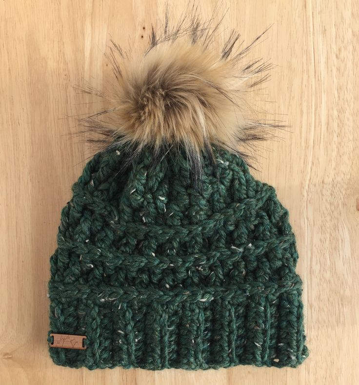 Excited to share the latest addition to my #etsy shop: Montane Hat/Crocheted/Winter Hat/Winter Accessory/Toque/For Her/Chunky Knits/Winter Wear/Ready to Ship/Toque/Winter Fashion/Warm Hat/Women's #hat #womenshat #fauxfurpompom #warmwinterhat #chunkyknits #forher