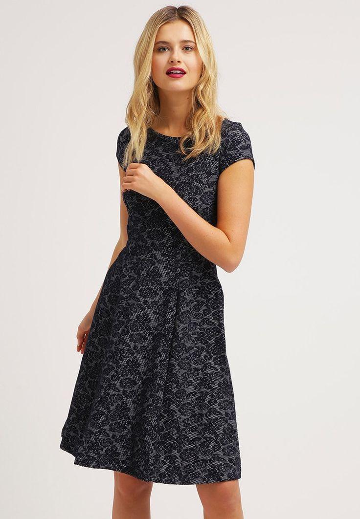 Köp Esprit Jerseyklänning - navy för 699,00 kr (2016-02-04) fraktfritt på Zalando.se