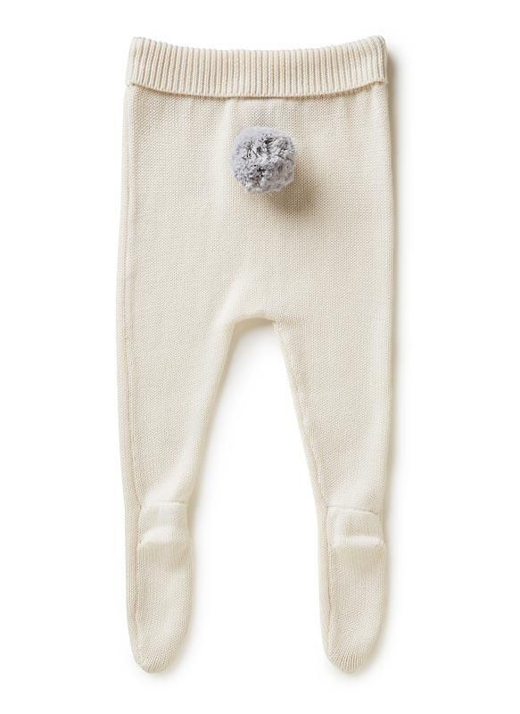 seed | bunny tail legging