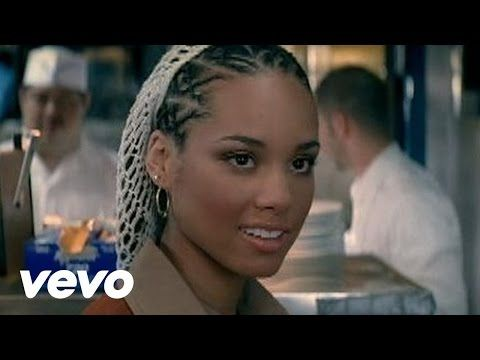 Alicia Keys - You Don't Know My Name - YouTube love this song and video...reminds me so much of where i come from