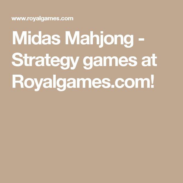 midas mahjong game