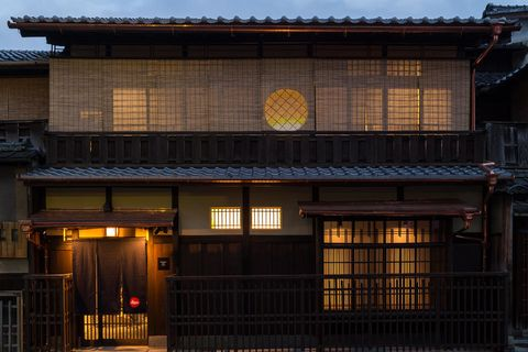Leica Store Kyoto Outside
