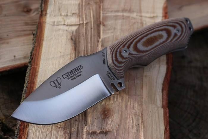 Cudeman Mini BV Boina Verde Tactical knife