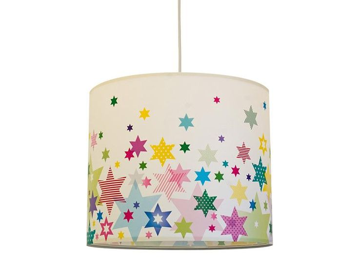 Lampshade 'Stars 4 Girls'