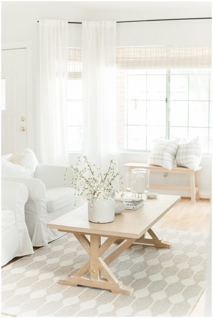 Our Walmart Coffee Table Showit Blog In 2020 Living Room Decor Cozy Living Room Inspiration Homedecor Living Room
