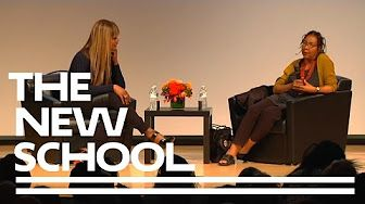 "bell hooks and Laverne Cox Discuss ""What is Feminism?"" I The New School - YouTube"