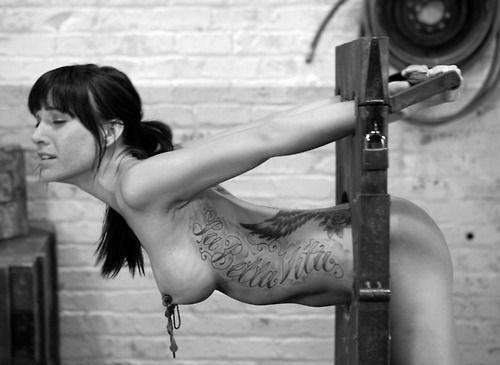 The asian ropes clips splits