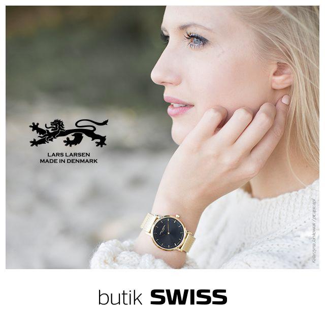 Duńskie zegarki Lars Larsen – wybór PICA PICA - bloggerek zajmujących się profesjonalnie biżuterią. Kolekcja zaskakująca prostą czytelną formą oraz wysublimowanym precyzyjnym wykonaniem. Spotkajmy się w butiku SWISS.