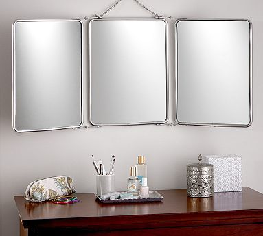 Best 25+ Tri Fold Mirror Ideas On Pinterest | Victorian Folding Tables,  French Decor And French Chateau Decor