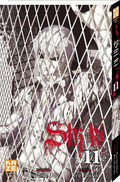 """Cette tragédie, qui a débuté lors de l'été caniculaire 199X, touche à sa fin… Après avoir déploré quelques blessés, le groupe mené par le docteur Ozaki passe à la seconde partie de son plan : se rendre à Yama-iri. Au sous-sol du château, le bonze Muroi se joint à Tatsumi pour sauver Sunako du cruel sort qui l'attend. De la """"vie"""" ou de la """"mort"""", lequel triomphera ? Shikis ou humains, existe-t-il un lieu où ils peuvent vivre en paix ?"""
