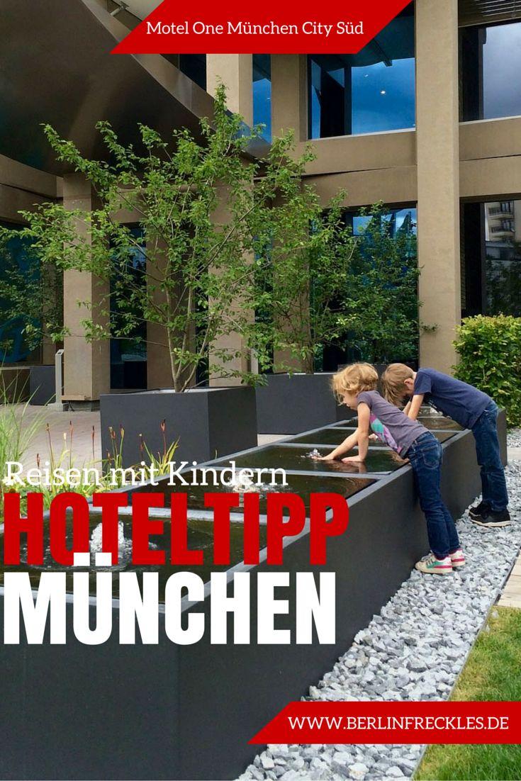 Familienhotel in München gesucht? Das Motel One München City Süd ist mein Hoteltipp für München.   #Familienhotel #Hoteltipp #München