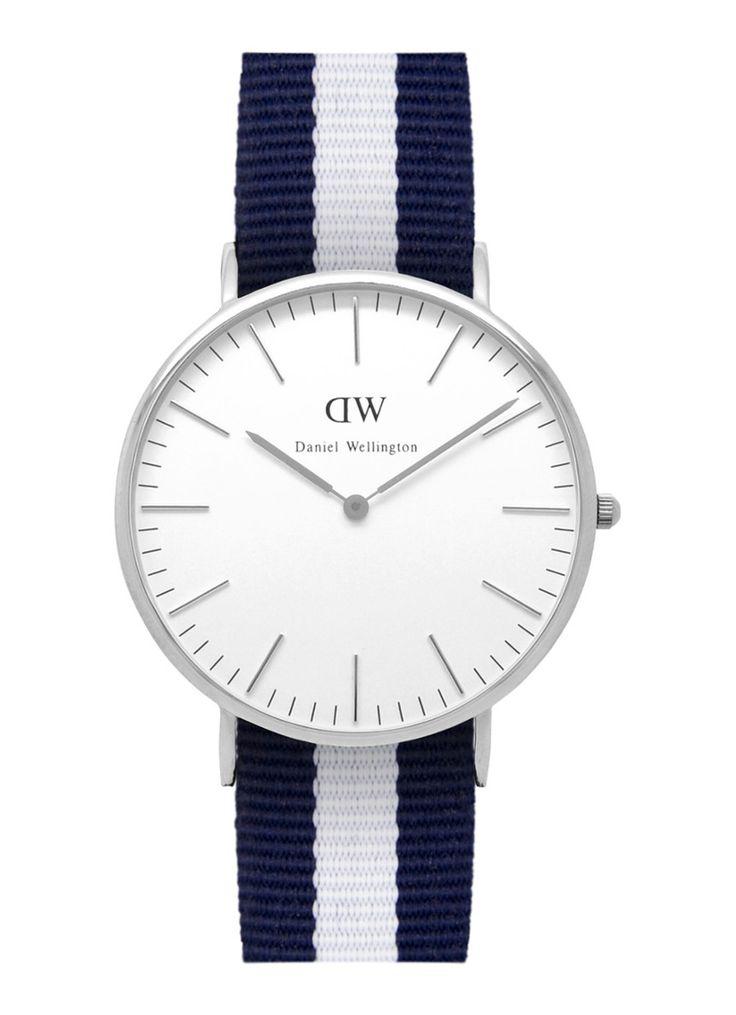 Daniel Wellington Horloge Glasgow 0204DW • de Bijenkorf