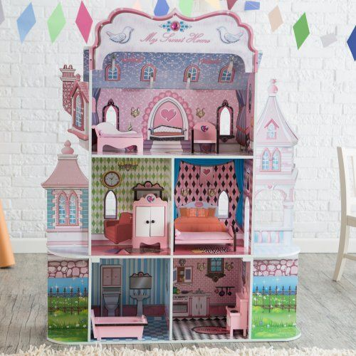 17 Best Images About Ever After High Dollhouse Ideas On
