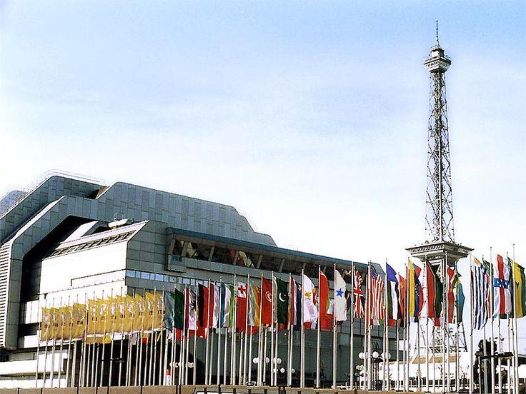 ICC Funkturm Berlin - Berlin - Wikipedia, the free encyclopedia