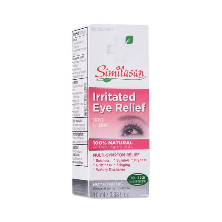 Irritated Eye Relief Eye Drops by Similasan Corp - Thrive Market