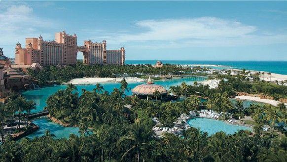 Atlantis, Paradise Island, Bahamas   BEAUTIFUL