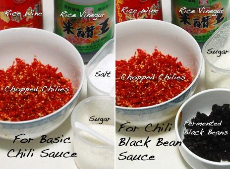 Homemade Chili Sauce and Chili Black Bean Sauce | Appetite for China