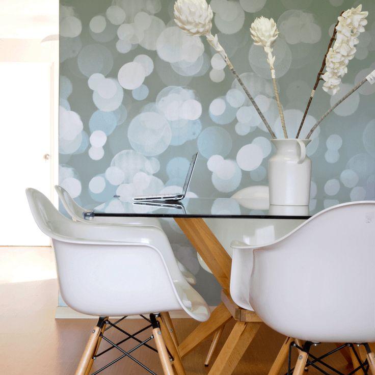 Jill Malek // Luci Della Citta Spring Wallpaper