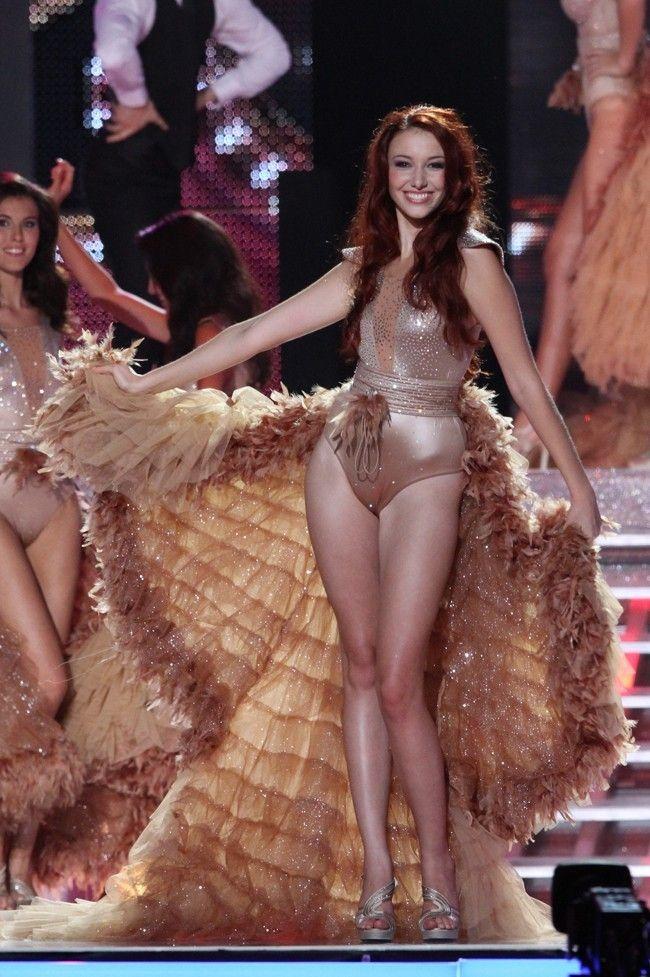 Delphine Wespiser ~ Miss France 2012