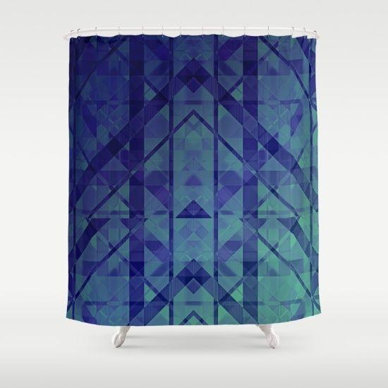 Blue Lagoon Shower Curtain by Scar Design #showercurtain #society6 #bathroom #bathroomdecor #gifts #blueshowercurtain #blue #homegifts #homedecor #buyshowercurtain #buygifts #galaxy #space #buyhomegifts