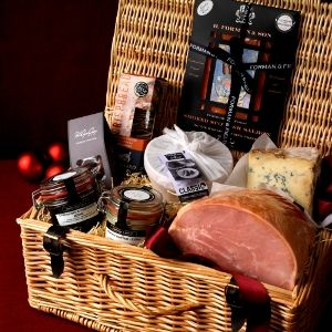 Christmas Essentials Hamper | All Hampers | Gifts & Hampers | Christmas Hampers | Smoked Salmon | Chocolate Gifts