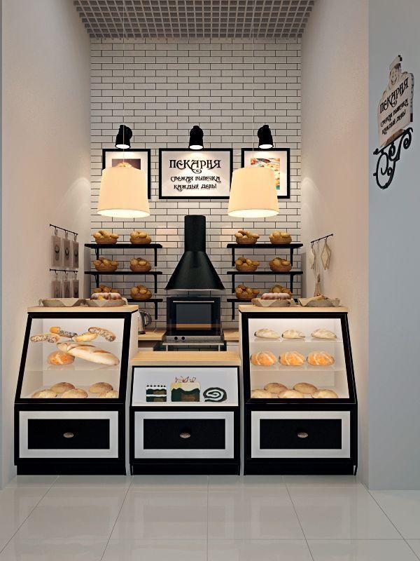 Дизайн-проект пекарни | Градиз