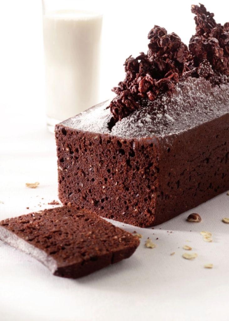 Gezonde chocoladecake http://njam.tv/recepten/chocoladecake-gezond