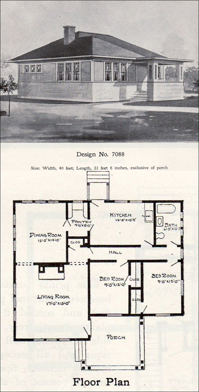 2714 best small house plans images on Pinterest | Craftsman homes ...