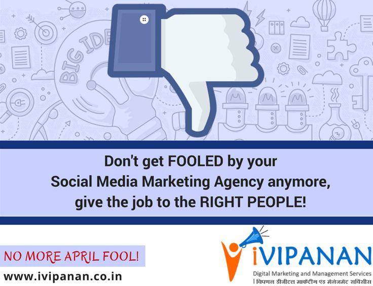 Make sure you are not being fooled by your social media marketing agency. #socialmedia #socialmediamarketing #surat #gujarat #digitalmarketing. www.ivipanan.co.in