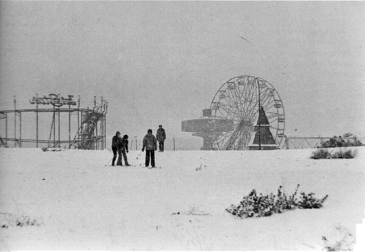Nieve en el Parque de Atracciones de Madrid ~Años 70 (800×553)