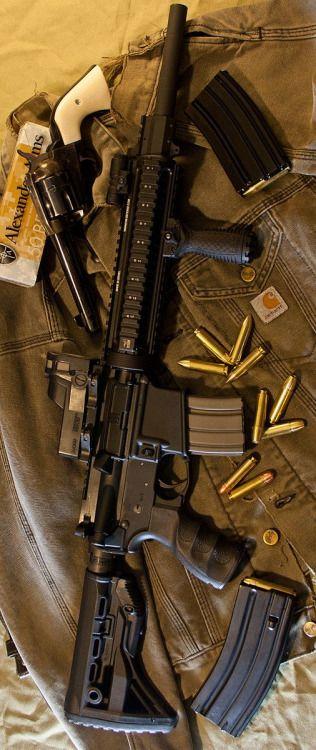 "wndllfull: ""Beowulf AR rifle in .50 cal"""