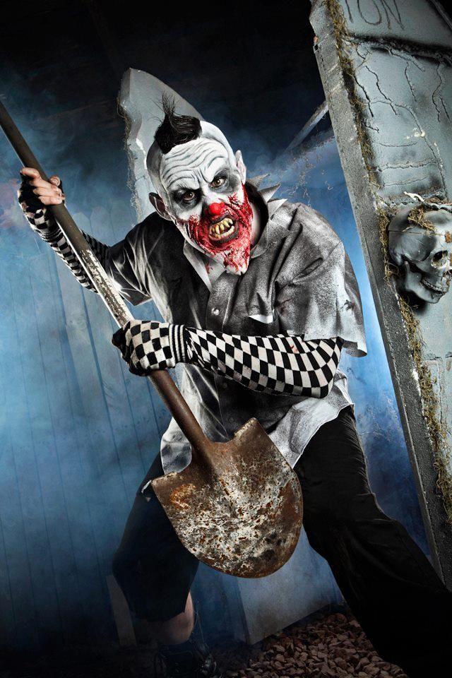 I dig clowns!