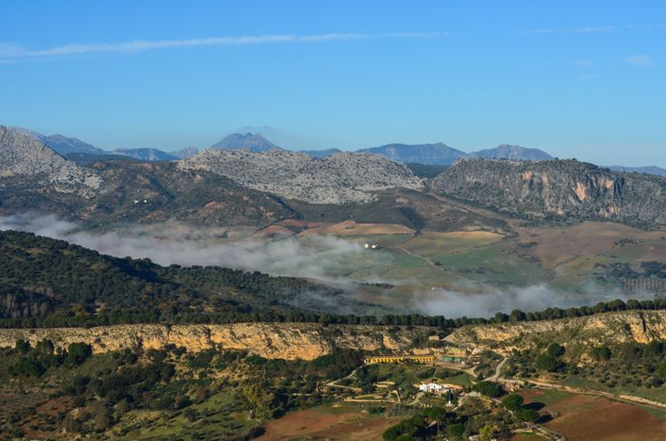 Why Andalusia is a great destination for a solo round trip + some tips for the solo traveller.