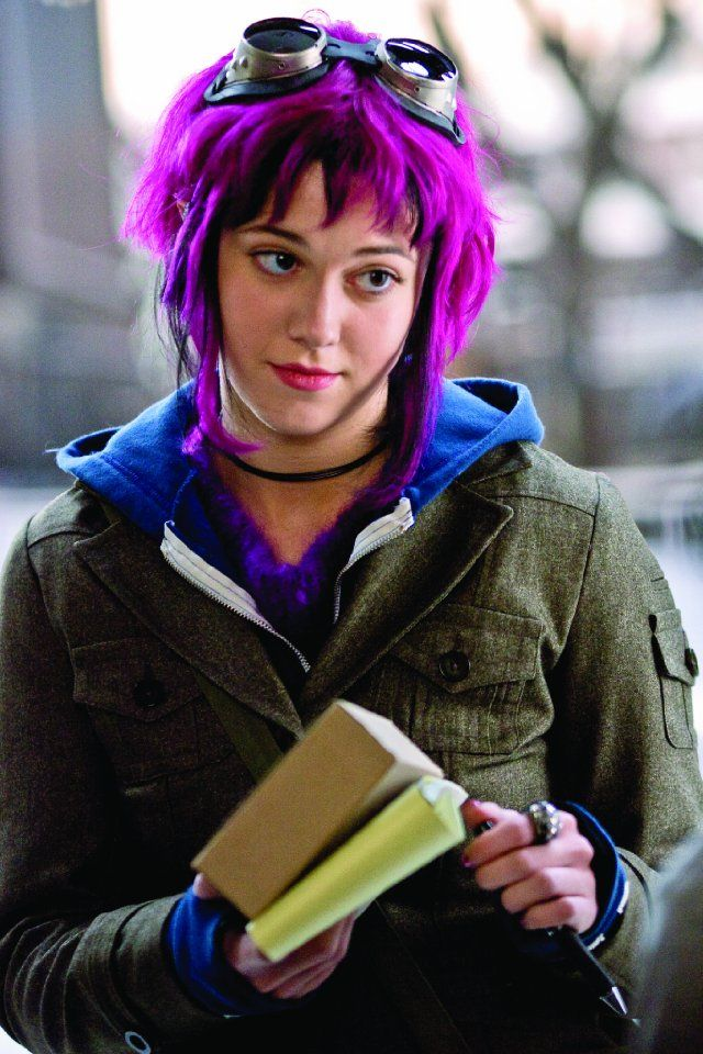 Scott Pilgrim vs. the World, Mary Elizabeth Winstead as Ramona Flowers