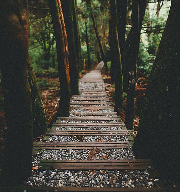 25 Lovely Diy Garden Pathway Ideas: Best 25+ Wooden Walkways Ideas On Pinterest