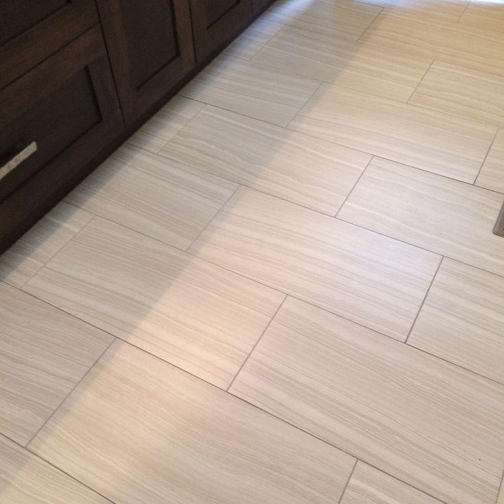 Santino Bianco 12x24 Quot Basement Flooring Options