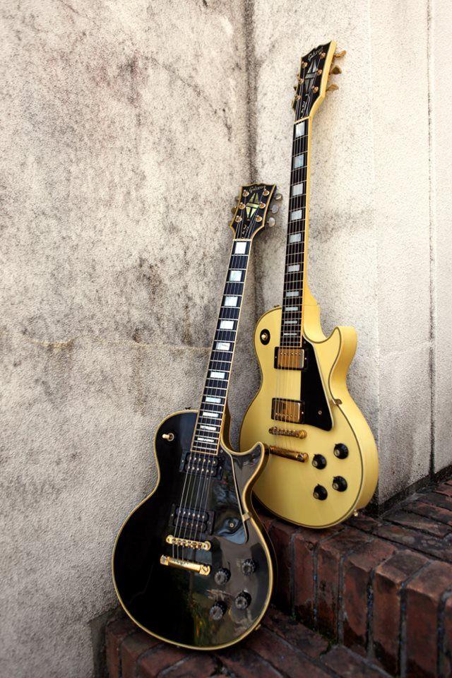 Gibson Les Paul Customs                                                                                                                                                      More
