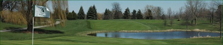 Michigan State Official Athletic Site - Facilities - Forest Akers Golf Courses