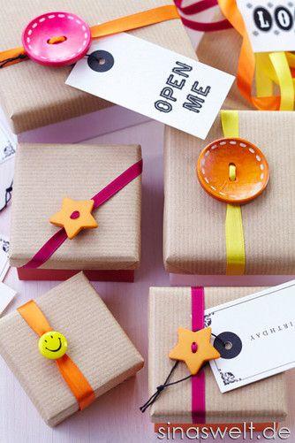 79 besten geschenke verpacken bilder auf pinterest. Black Bedroom Furniture Sets. Home Design Ideas