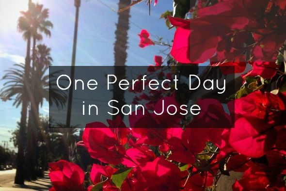 Things to do if you have one day in San Jose, California. What would be on your list?