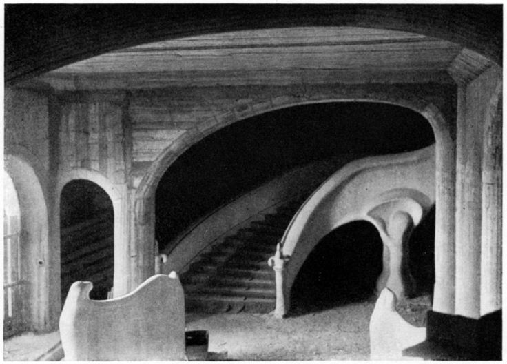 Rudolf Steiner staircase