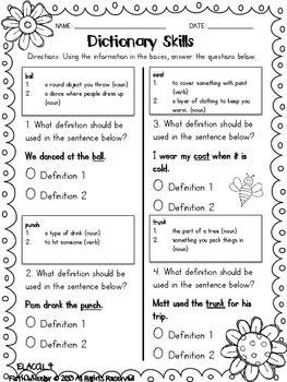 Dictionary english language and communication skills
