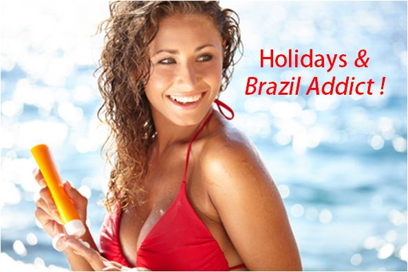 Holidays & Brazil Addict