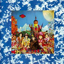 "The Rolling Stones.  ""Their Satanic Majesties"""