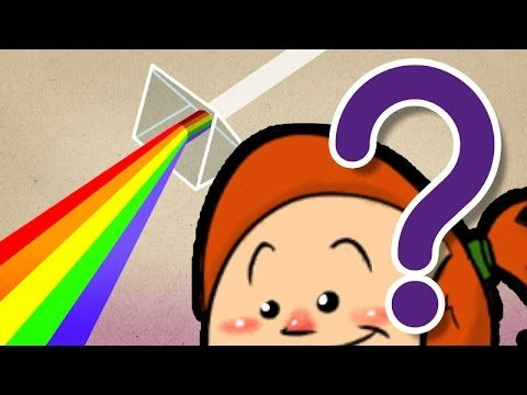 (115) ¿Qué es la luz? ¿Por qué vemos colores? - CuriosaMente 30 - YouTube