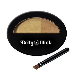 Dolly Wink No.1 honey brown eyebrow powder