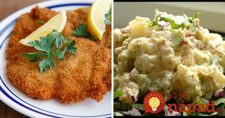 Jedno z najobľúbenejších sviatočných jedál v našich končinách – rezeň so zemiakovým šalátom. Poradíme vám, ako vyčarovať z ťažkej, kalorickej a nezdravej klasiky vynikajúce, zdravé a ľahké jedlo z ktorého rozhodne nepriberiete.