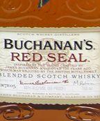 Buchanans Red Seal Scotch 750ml