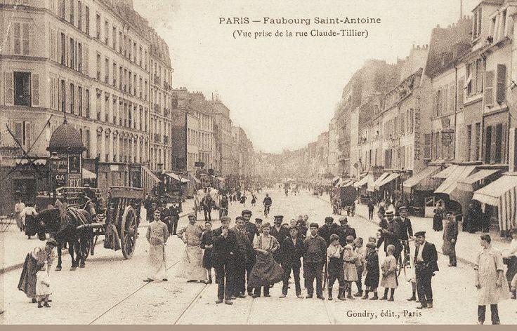 Rue du faubourg saint antoine jessy la parisienne linda - Meubles faubourg saint antoine ...
