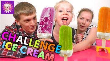 ICE CREAM Challenge Мороженое айс крим ЧЕЛЛЕНДЖ Вызов принят Сладости конфеты Nuttella http://video-kid.com/13616-ice-cream-challenge-morozhenoe-ais-krim-chellendzh-vyzov-prinjat-sladosti-konfety-nuttella.html  Друзья Привет! У нас сегодня Мороженое Челлендж со всякими вкусняшками типа: Маршмелум, Нутела, Скителс, конфеты, и другие вкусняшки. У кого же получится самое вкусное мороженое, давайте посмотрим. Другие интересные Челленджи: Зефир Челлендж: - Бин Бузлд Челлендж: - Пицца Челлендж…
